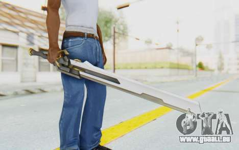 Seha Weapon für GTA San Andreas dritten Screenshot
