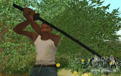 Sword of Blades pour GTA San Andreas