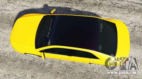 GTA 5 Toyota Camry V50 Rückansicht