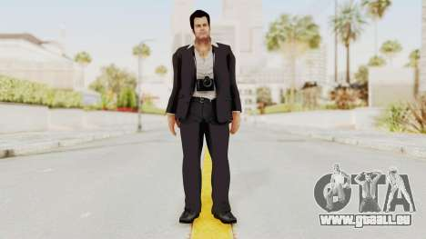 Dead Rising 2 Off The Record Frank West für GTA San Andreas zweiten Screenshot