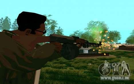 Le PKK pour GTA San Andreas sixième écran