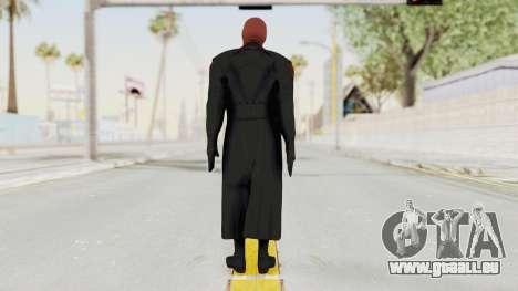 Captain America Super Soldier - Red Skull pour GTA San Andreas troisième écran
