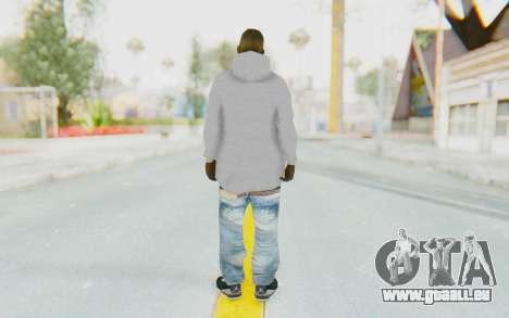 Bmycr Skin pour GTA San Andreas troisième écran