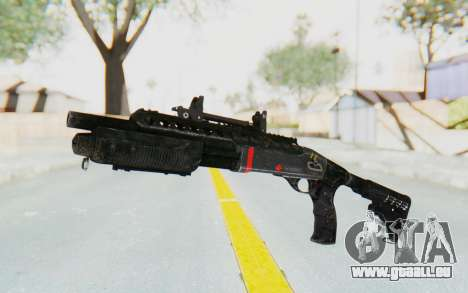 M870 from Rainbow Six: Siege pour GTA San Andreas