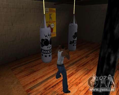 Pear-Boxen für GTA San Andreas fünften Screenshot