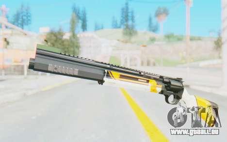 CS:GO - Nova Assimov pour GTA San Andreas deuxième écran