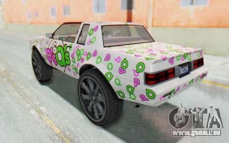 GTA 5 Willard Faction Custom Donk v2 für GTA San Andreas