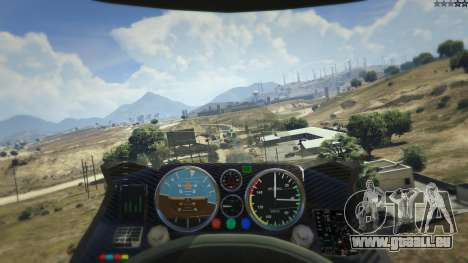 Motojet 2.0 pour GTA 5