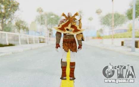 Kratos v2 für GTA San Andreas dritten Screenshot