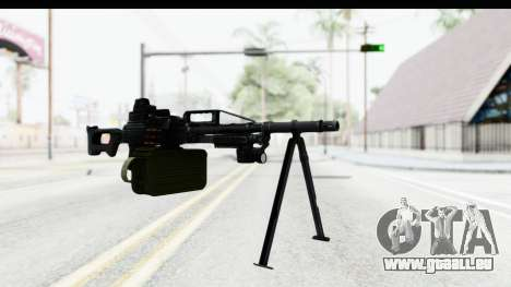 Kalashnikov PK (PKM) Holo für GTA San Andreas zweiten Screenshot