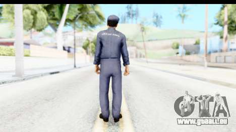 Mafia 2 - Vito Empire Arms für GTA San Andreas dritten Screenshot