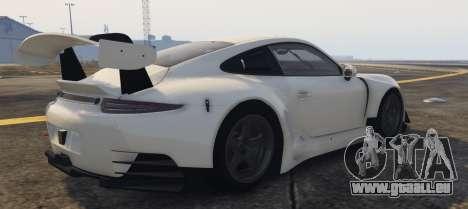 GTA 5 Porsche RUF RGT-8 GT3 linke Seitenansicht
