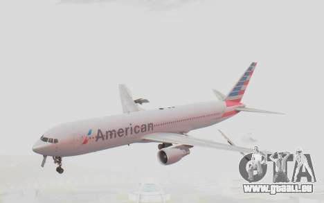 Boeing 767-300ER American Airlines pour GTA San Andreas