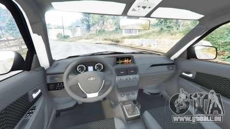 GTA 5 Lada Priora Sport Coupe v0.1 vorne rechts Seitenansicht