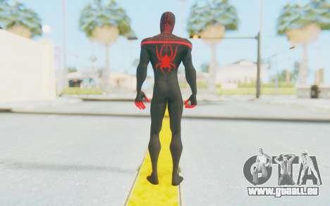Miles Morales - Shatered Dimenshion pour GTA San Andreas troisième écran