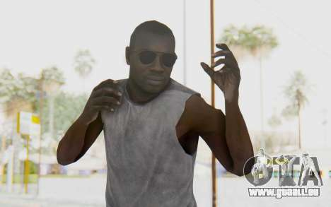 CoD MW3 Africa Militia v5 pour GTA San Andreas