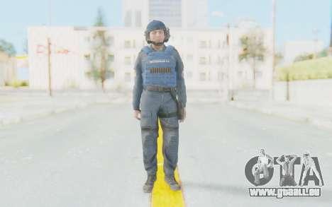 Interventna Jedinica Policije Srbije für GTA San Andreas zweiten Screenshot