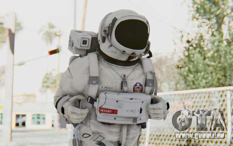CoD Ghosts USA Spacesuit pour GTA San Andreas