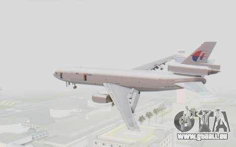 DC-10-30F MASkargo pour GTA San Andreas vue de droite