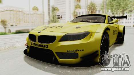 BMW Z4 Liberty Walk pour GTA San Andreas