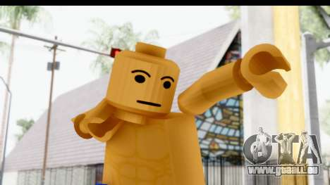 LEGO Carl Johnson für GTA San Andreas