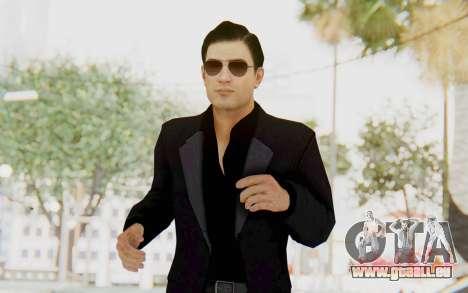Mafia 2 - Vito Scaletta Madman Suit Black pour GTA San Andreas