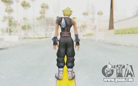 Final Fantasy - Cloud Deus pour GTA San Andreas troisième écran
