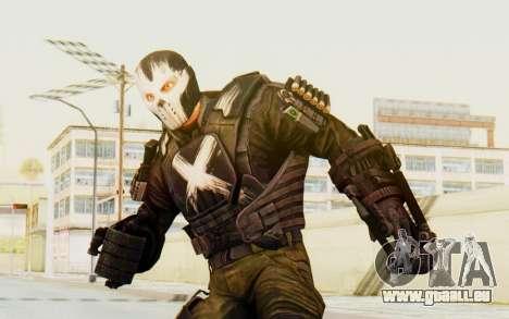 Marvel Heroes - Crossbones pour GTA San Andreas