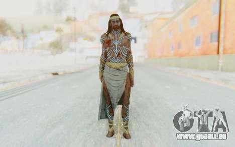 Poseidon v2 pour GTA San Andreas deuxième écran