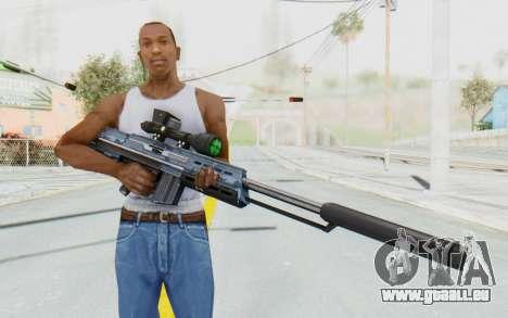 APB Reloaded - Agrotech DMR pour GTA San Andreas troisième écran