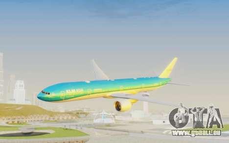 Boeing 777-300ER KLM - Royal Dutch Airlines v2 pour GTA San Andreas