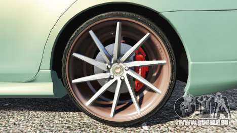 GTA 5 Toyota Camry V40 2008 [tuning] hinten rechts