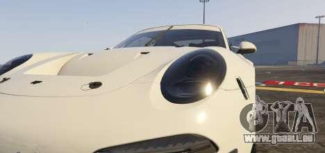 GTA 5 Porsche RUF RGT-8 GT3 Rückansicht