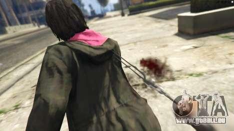 GTA 5 Rongines needle sixième capture d'écran
