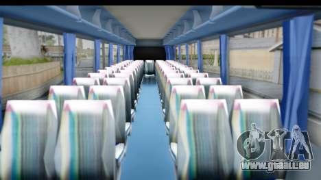 Neoplan Lasta Bus für GTA San Andreas Rückansicht