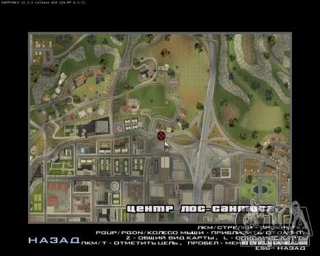 New Vinewood Armenia pour GTA San Andreas sixième écran