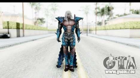 Orochi für GTA San Andreas zweiten Screenshot