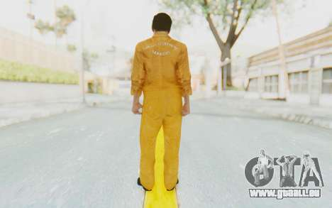 Mafia 2 - Joe Robber für GTA San Andreas dritten Screenshot