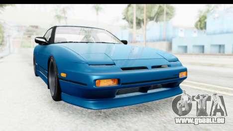 Nissan 240SX 1989 v2 pour GTA San Andreas