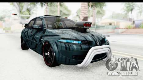 Renault Megane Sport pour GTA San Andreas
