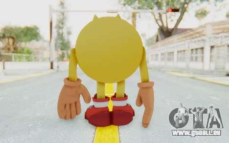 Pac-Man v2 für GTA San Andreas dritten Screenshot