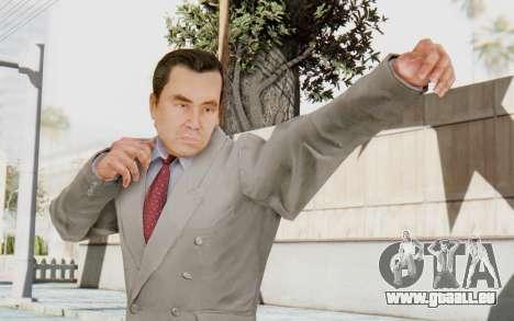 Mafia 2 - Gravina Boss pour GTA San Andreas