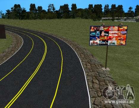 Texturen für GTA Kriminellen Russland (Teil 2) für GTA San Andreas fünften Screenshot