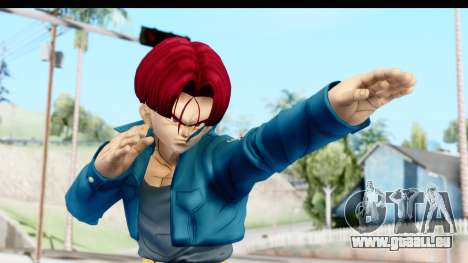 Dragon Ball Xenoverse Future Trunks SSG pour GTA San Andreas