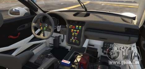 Porsche RUF RGT-8 GT3 pour GTA 5