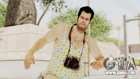 Dead Rising 2 Off The Record Frank West Dress für GTA San Andreas