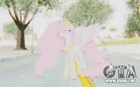 Princess Molestia MLP für GTA San Andreas zweiten Screenshot
