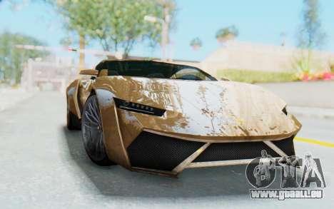GTA 5 Pegassi Reaper SA Lights pour GTA San Andreas