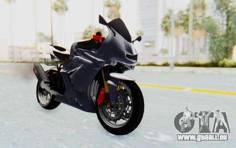 Kawasaki Ninja 250R Streetrace v2 für GTA San Andreas