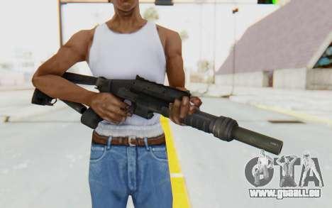 Federation Elite Bulldog pour GTA San Andreas troisième écran